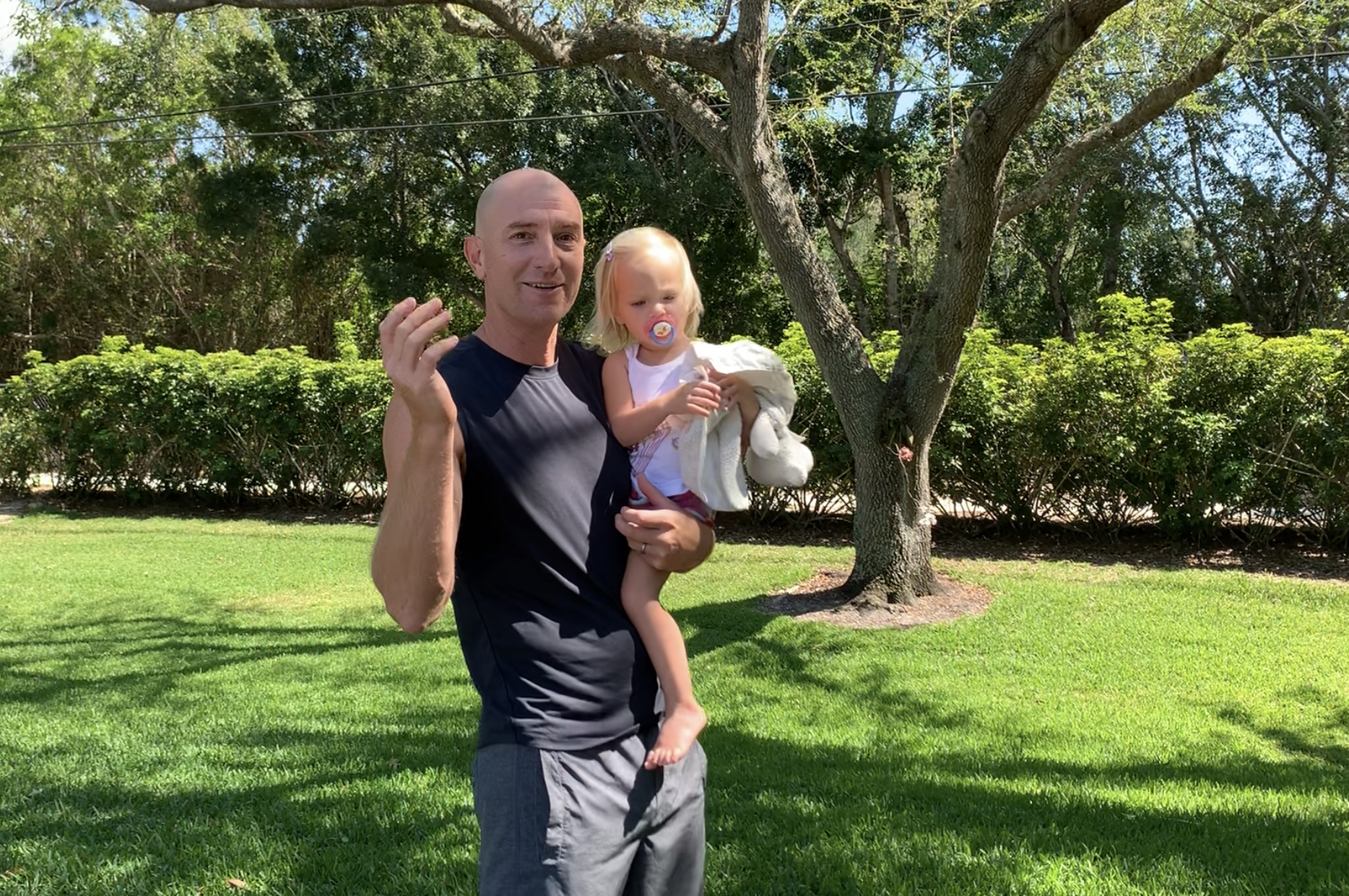 Daddy Daughter Fitness